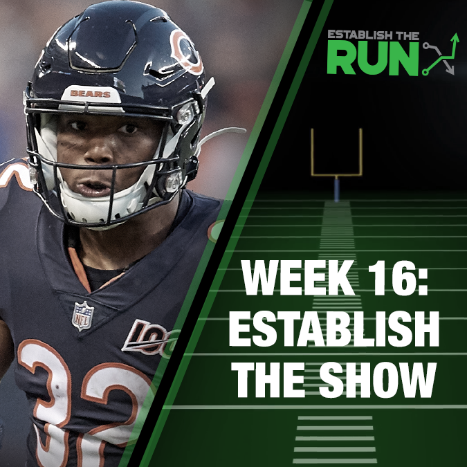 Establish The Show: Week 16