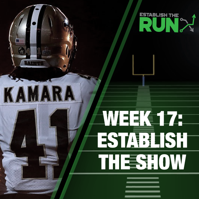Establish The Show: Week 17