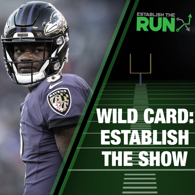 Establish The Show: Wild Card Weekend