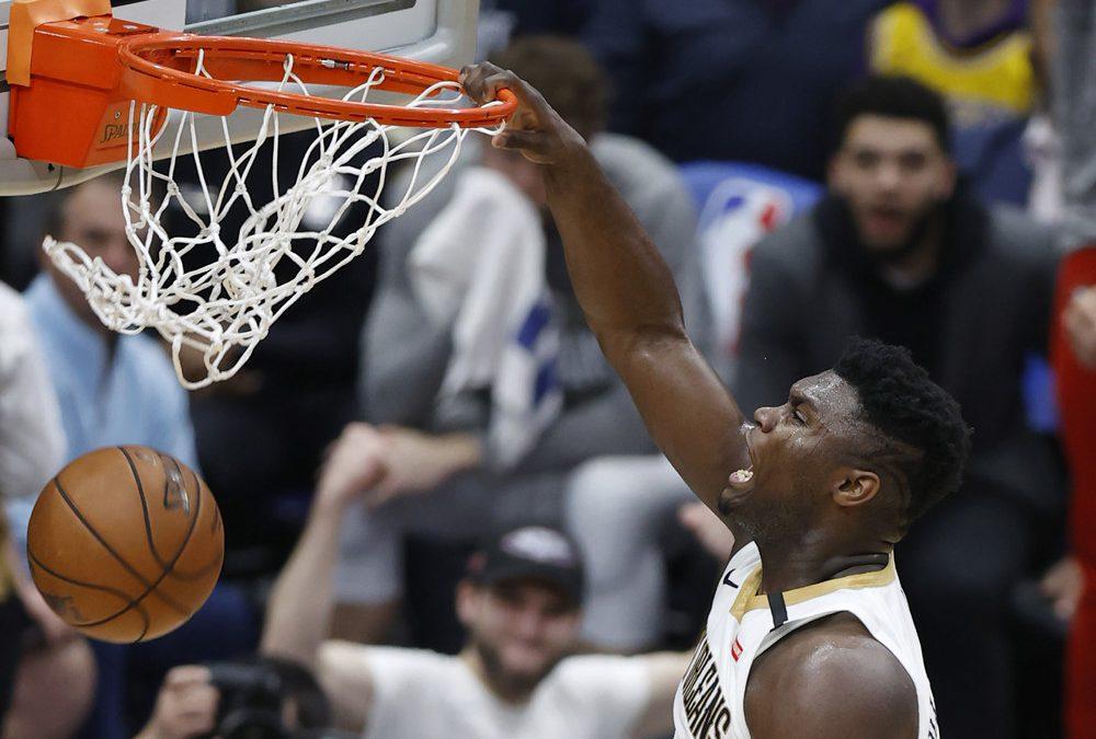 NBA Matchups: April 12