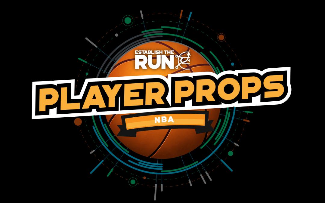 Levitan: NBA Player Props I Bet