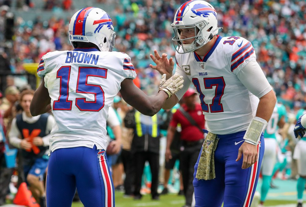 Showdown Breakdown: Ravens at Bills