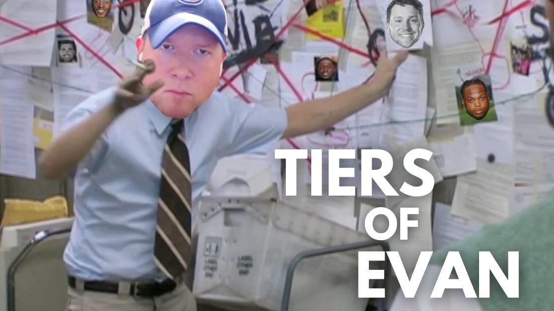 Tiers of Evan