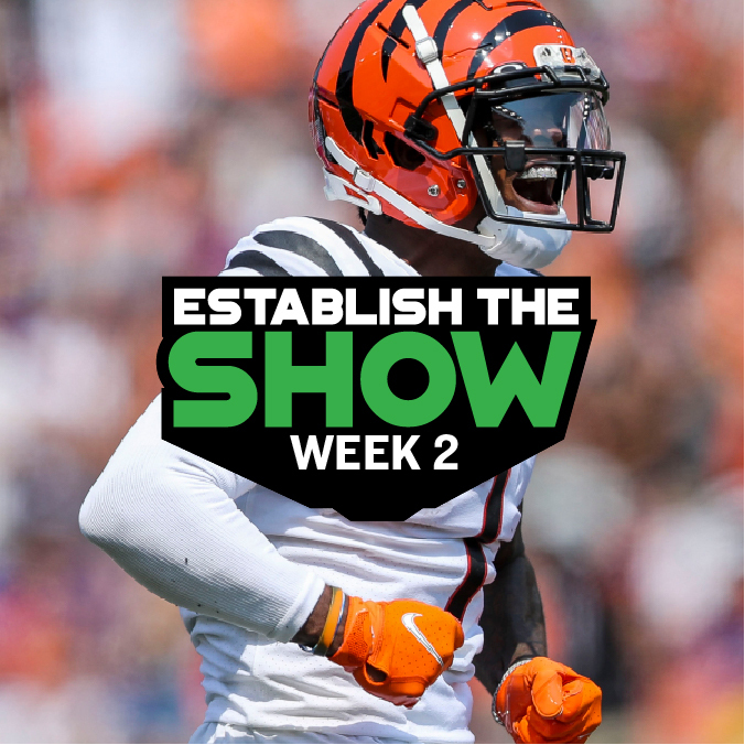 Establish The Show: Week 2