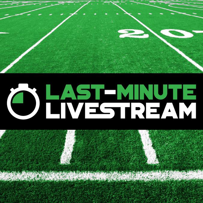 Levitan and Silva Last-Minute Livestream: Week 6, Livestream Sunday at 11:45am ET