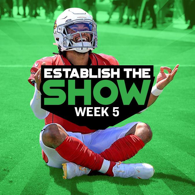 Establish The Show: Week 5