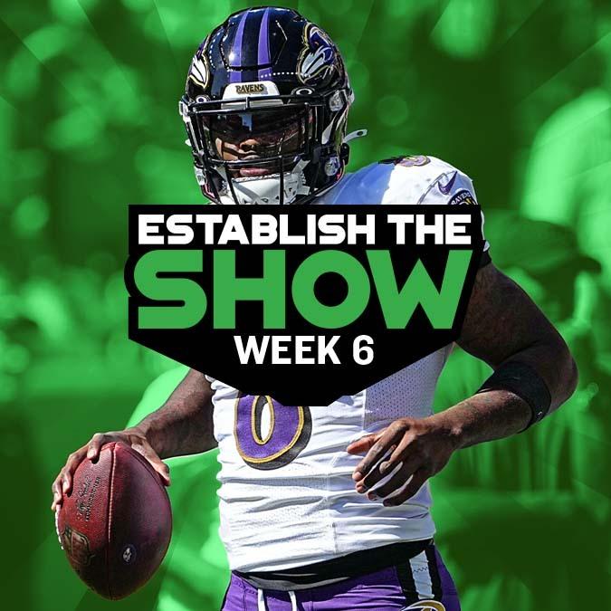 Establish The Show: Week 6